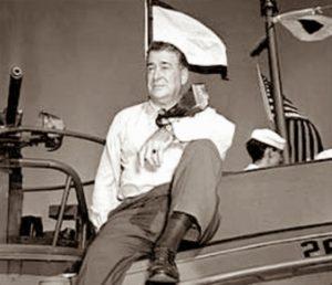 Eisenhower Higgins Boat