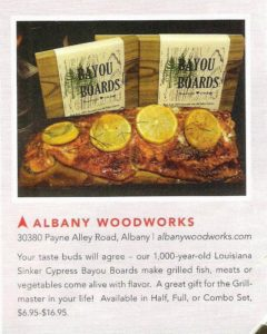 Bayou Boards Grill Recipe