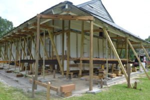 Historic Renovation Mississippi