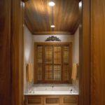 Cypress custom shutters