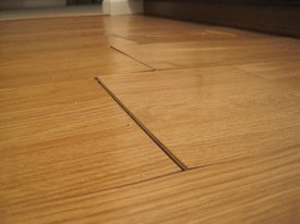 Warped-Laminate-Flooring