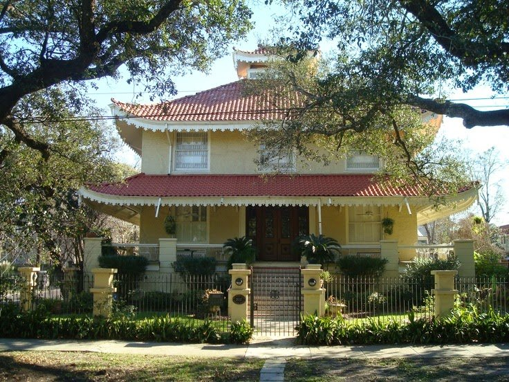 Pagoda House New Orleans